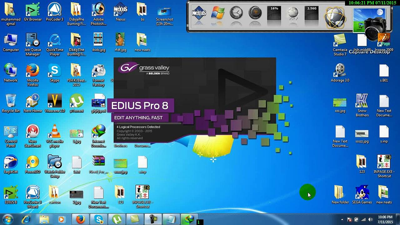 Edius projects free download 2015 video.